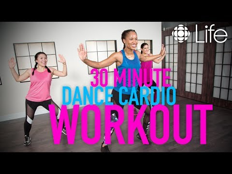 30 minute dance cardio total body workout | Fit Class | CBC Life ...