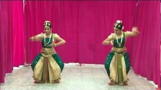 Mahadeva Shiva Shambo - a Bharathanatyam Recital by Muscat Sisters