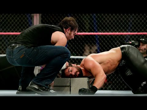 Dean Ambrose vs Seth Rollins Full Match HD