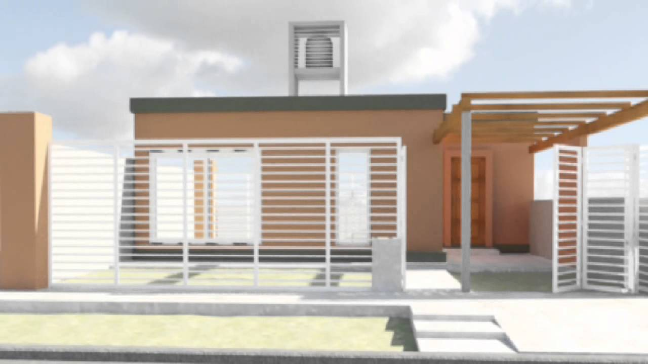Recorrido virtual 3d casa procrear youtube for Casa clasica procrear terminada
