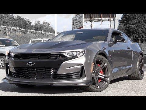 2019 Chevrolet Camaro SS: Review