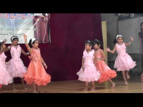 Kunjilam Kaikal koopi Dance - Feast Of St. Thomas And St. Alphonsa 2012, Townsville.