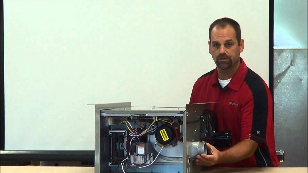 medium resolution of how to vent a modine hot dawg unit heater