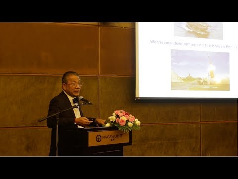 Economic Growth Prospects In Cambodia: The Gateway to ASEAN