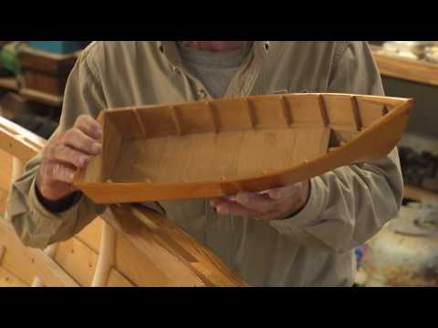 Tips from a Shipwright featuring Louis Sauzedde — Building