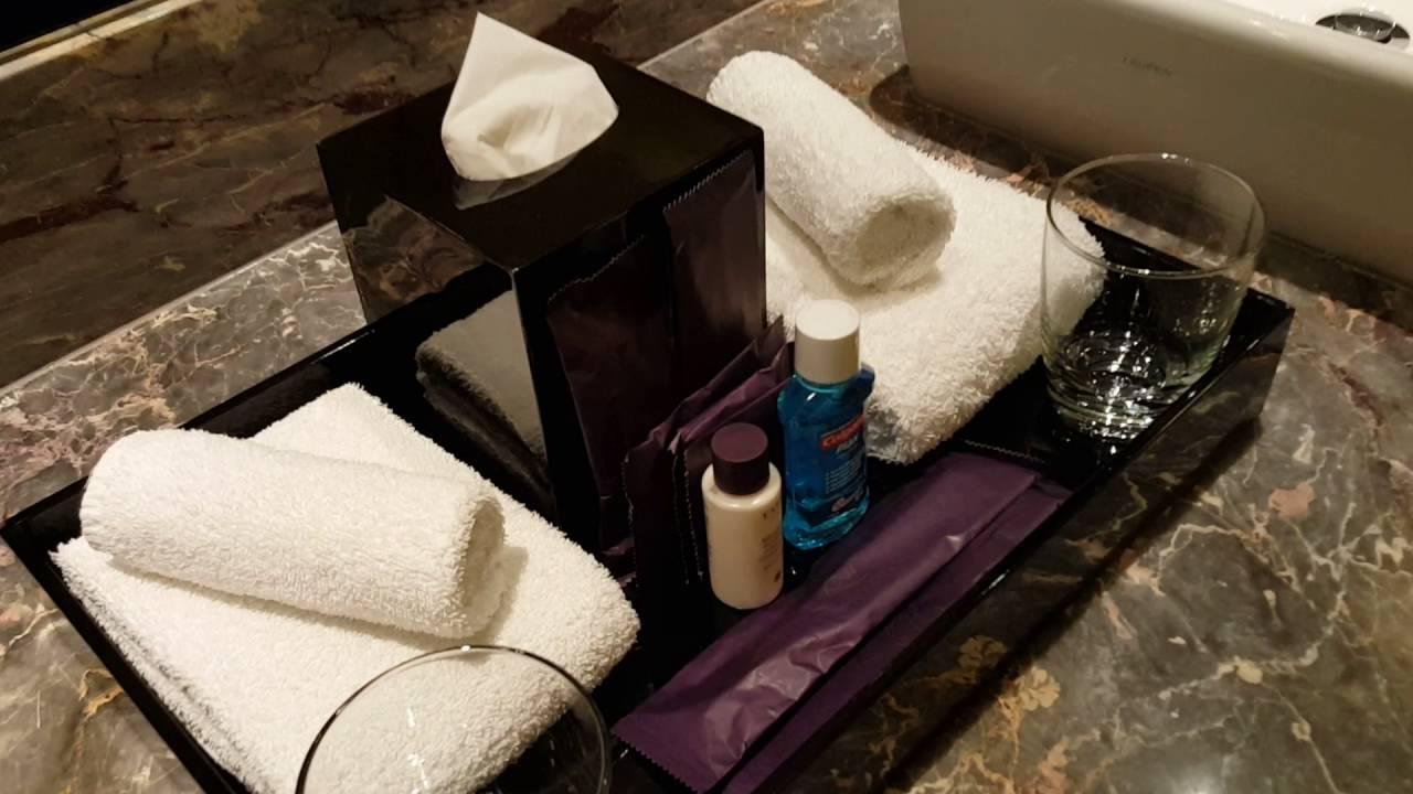 equarius hotela deluxe room rws equarius hotel deluxe double bathroom vid youtube