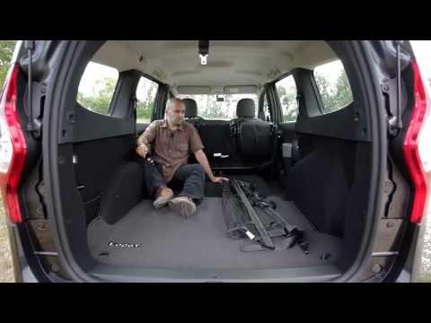 Dacia Lodgy Arctic 1.5 DCi Teszt