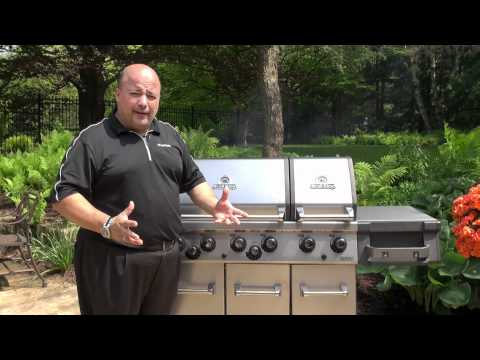 Broil King® Cooking Methods: Indirect Grilling