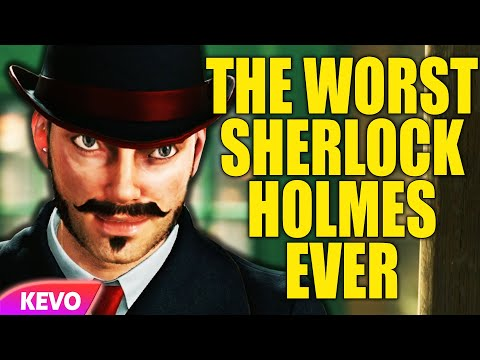 Sherlock Holmes: me bad detective from YouTube · Duration:  19 minutes 15 seconds