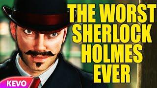 Sherlock Holmes: me bad detective