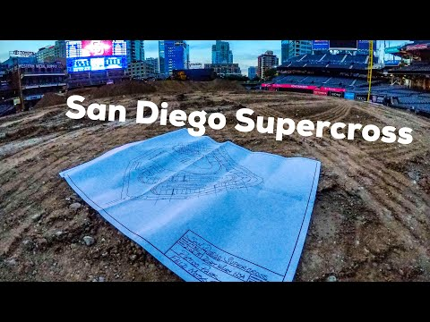 San Diego Supercross 2019 Day 1