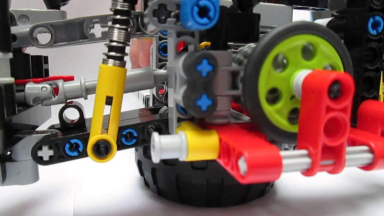 bugatti veyron lego freins youtube. Black Bedroom Furniture Sets. Home Design Ideas