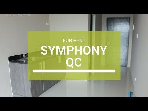 The Symphony Towers Studio Unit In Quezon City For Rent ₱ 22,000