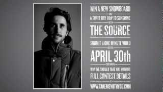 THE SOURCE TAKE ME WITH YOU CONTEST 2012 Thumbnail