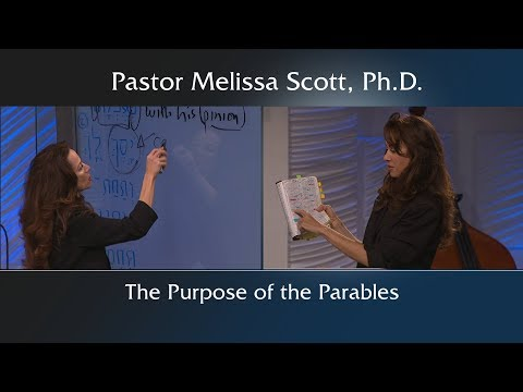 Matthew 12 & 13 The Purpose Of The Parables