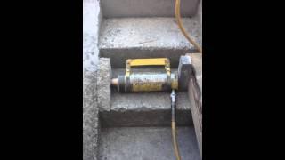 hydraulický valec 2