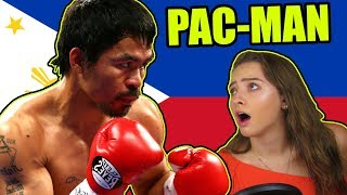MANNY PACQUIAO REACTION! HE BEAT ADRIEN BRONER!! HIGHLIGHTS