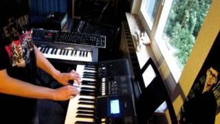 """Rammstein - """"Donaukinder"""" Keyboard Cover"""