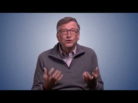 Bill Gates Message To Rotarians - 2015 Rotary International Convention