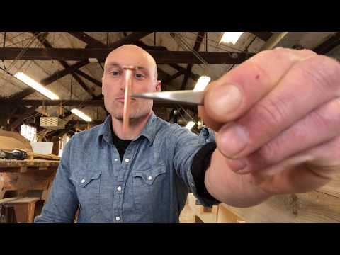 Discovery Boatbuilding Lesson 2: Clench Nailing