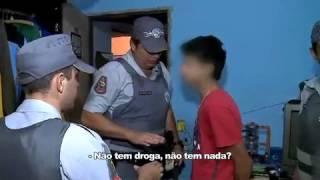 Operação de Risco: Polícia prende menor que assaltou mercado (1)