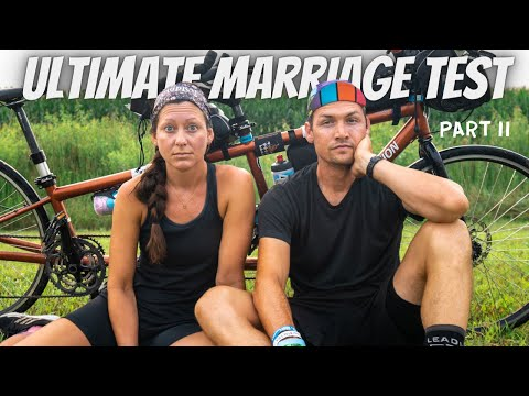 450 MILES ON A TANDEM BICYCLE (this is how it ended) thumbnail