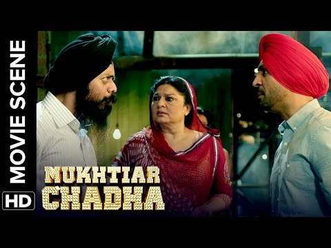 Rescue Mukhtiar-style | Mukhtiar Chadha | Movie Scene