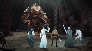 Star Wars: Galaxy of Heroes - Guilds and Raids Trailer