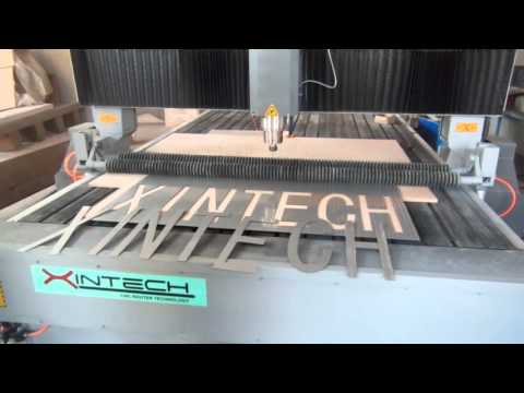 Russia Aluminium CNC Machine, South Africa Advertising Machine, Brazil CNC Machines   XINTECH