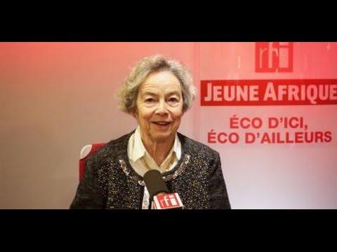 Sylviane Guillaumont Jeanneney, Grande Invitée de l'Economie (2)