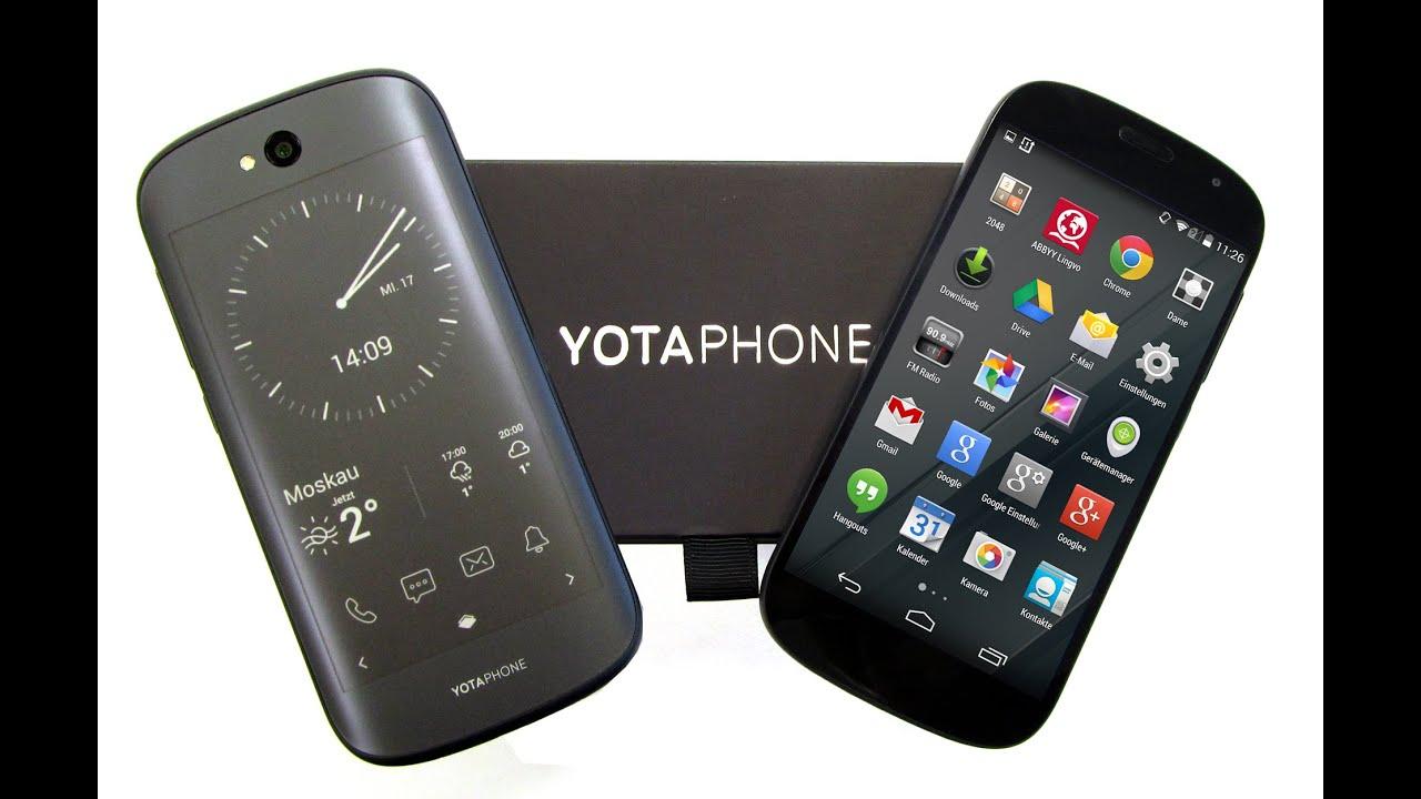 YotaPhone 2