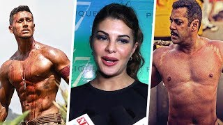 Jacqueline Fernandez CONFUSED Between Salman Khan And Tiger Shroff