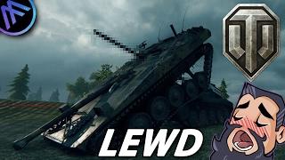 ^^| LEWD. AMX 13-57 (World of Tanks Gameplay.)