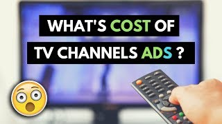 What's Cost Of TV Channel ADs ?   WTF: Wow That's Fantastic #5   Knowledge Hub   Hindi