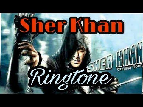 Sher khan // Dailogue // Top 2 Ringtone// Salman khan# [with Download link]