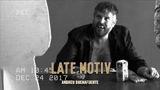 LATE MOTIV - Raúl Cimas y Series de saldo. 'Breaking Bad Christmas Edition' | #LateMotiv320
