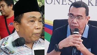 TKN: Arief Poyuono Jangan Injak Jalan Apalagi Naik MRT, Jadi Melayang Saja