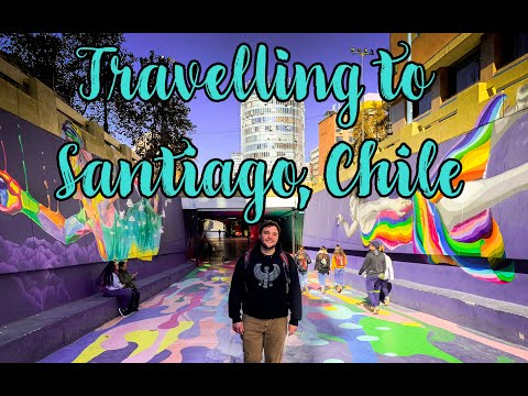 Our TOP Things in SANTIAGO, Chile: Three Days of Exploring