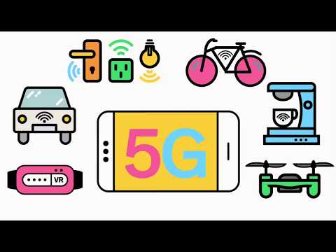 5G Network, The End of Free Will  - MIRRORED