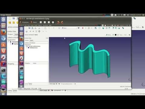 Tutorial de Freecad (34/40): Programa Inkscape: importando ficheros SVG en Freecad