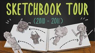 •Sketchbook Tour (2010 - 2011)•