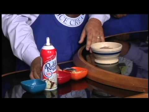 National Ice Cream Month with Blue Bell