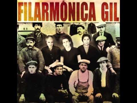 Filarmónica Gil - Temo Por Ti