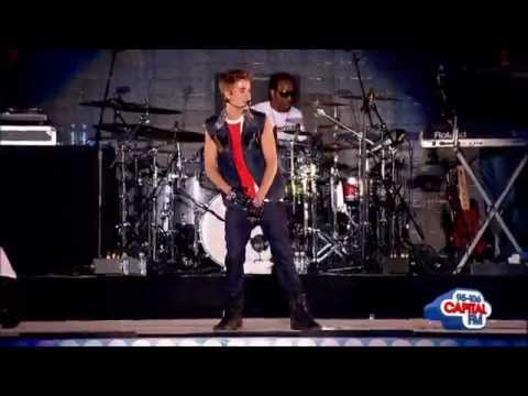 Justin Bieber - All Around The World (Live at Summertime Ball 2012)