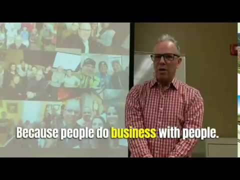 People Do Business with People
