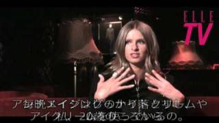 【ELLE TV JAPAN】...