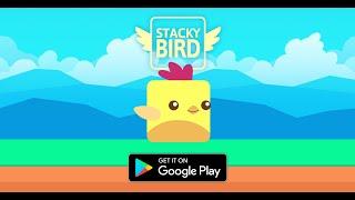 Hyper Casual Flying Birdie Game