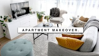 Apartment Makeover! Styling & Organizing My Home
