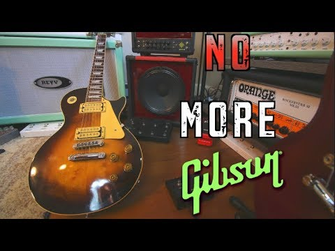 What If Gibson NEVER Existed? What would They Play????