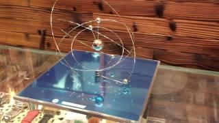 Jeco Japan Solar System Clock